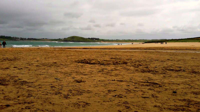 Beach at Harbour Cove, near Padstow